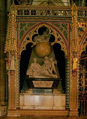Newton's Grave
